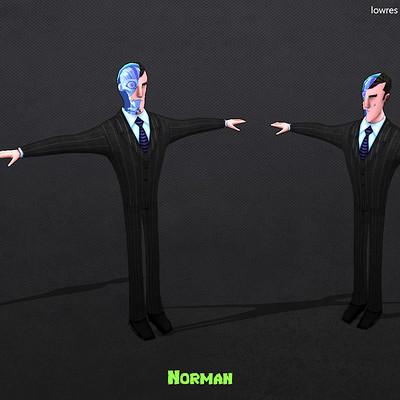 Pascal cleroux norman twoface