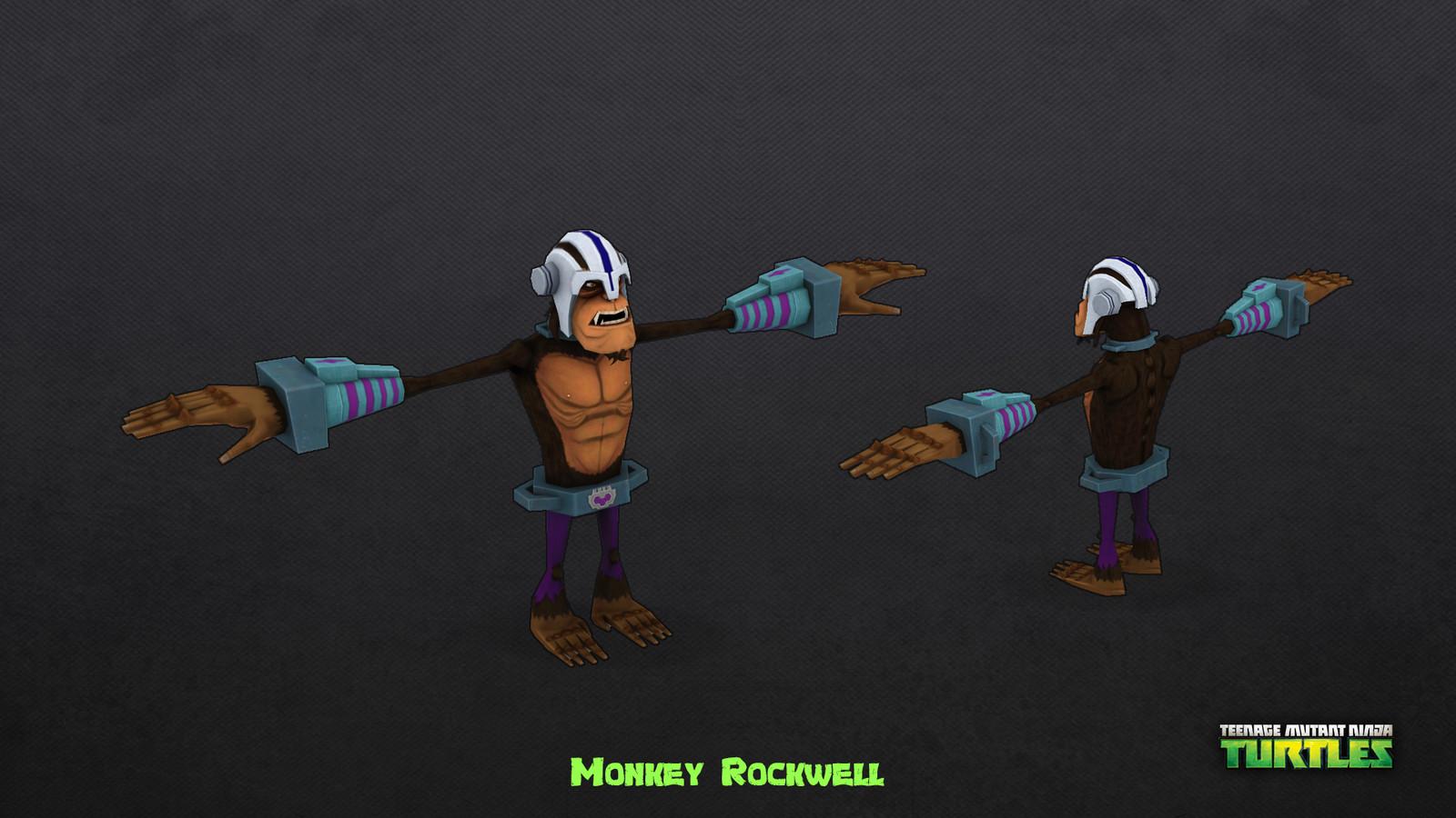 Monkey Rockwell