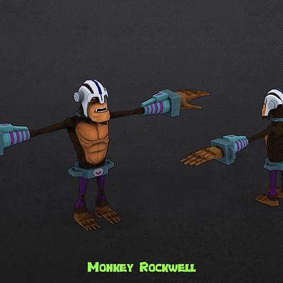 Pascal cleroux monkeyrockwell