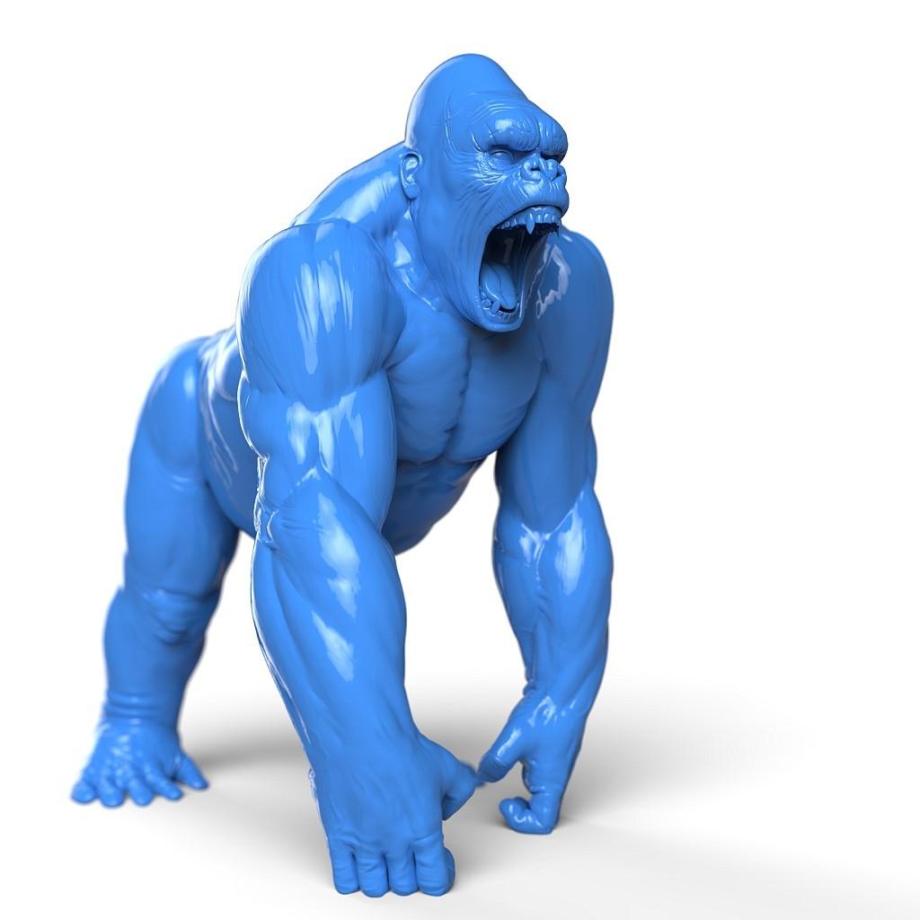 Francois rimasson gorilla 441