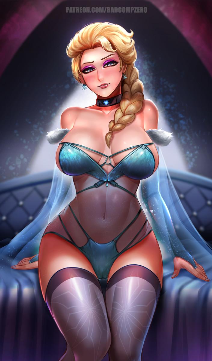 Artstation - Disney Princess, Phanich Temphaisankul-1280