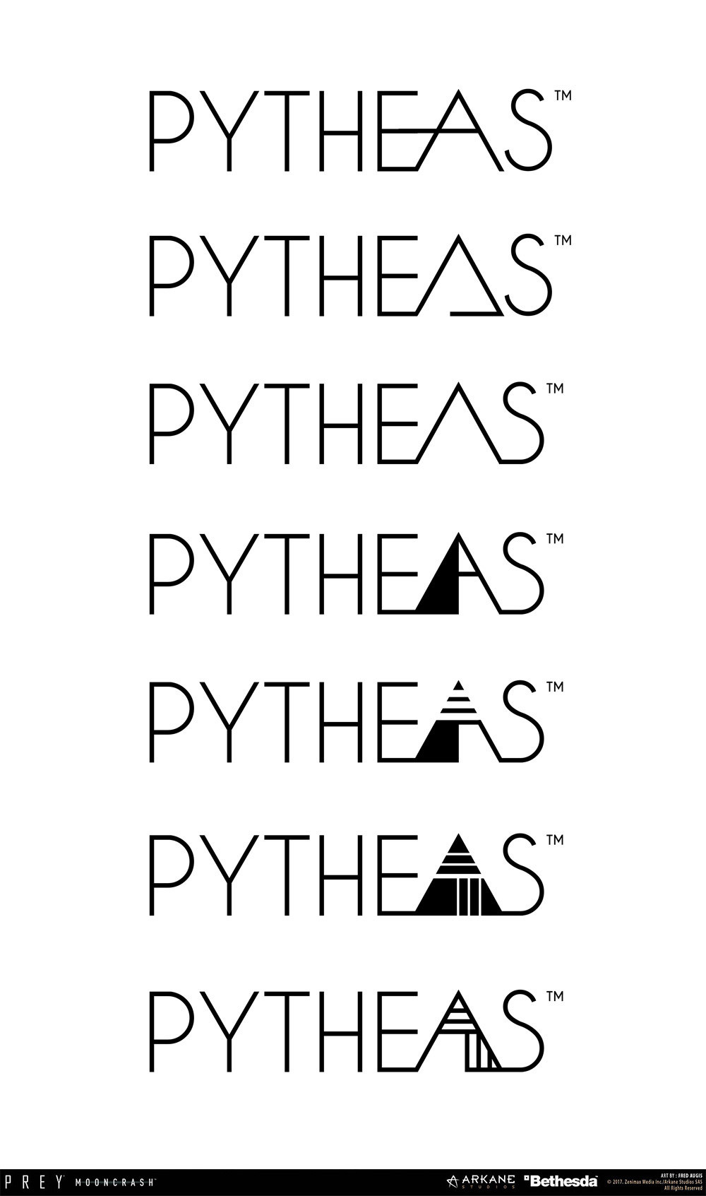 Fred augis pytheas logo textv2