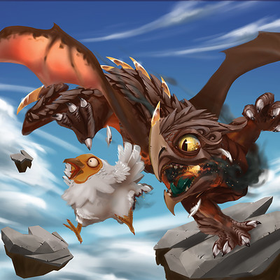 Thomas brizard dragonccd37