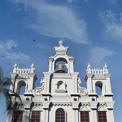 Rajesh r sawant church in goa