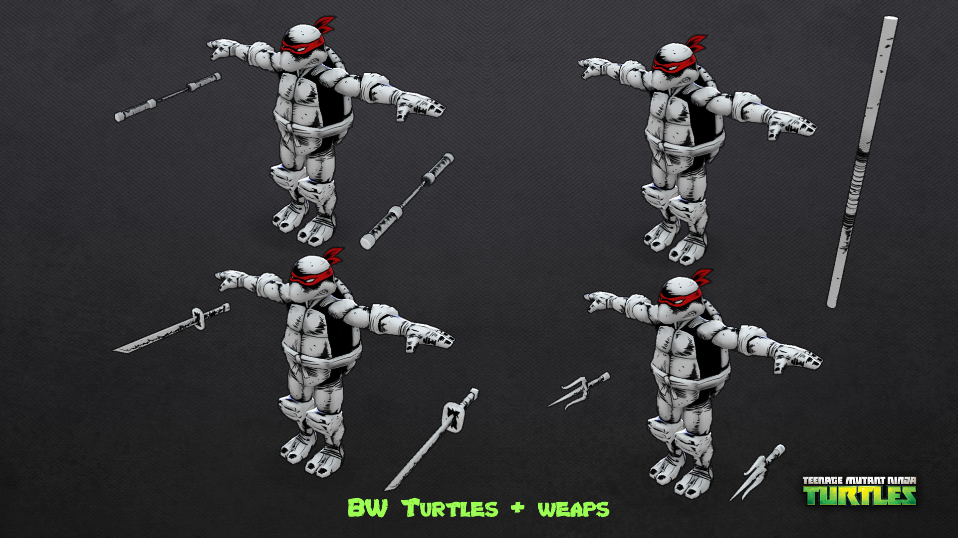 Pascal cleroux bwturtles weaps