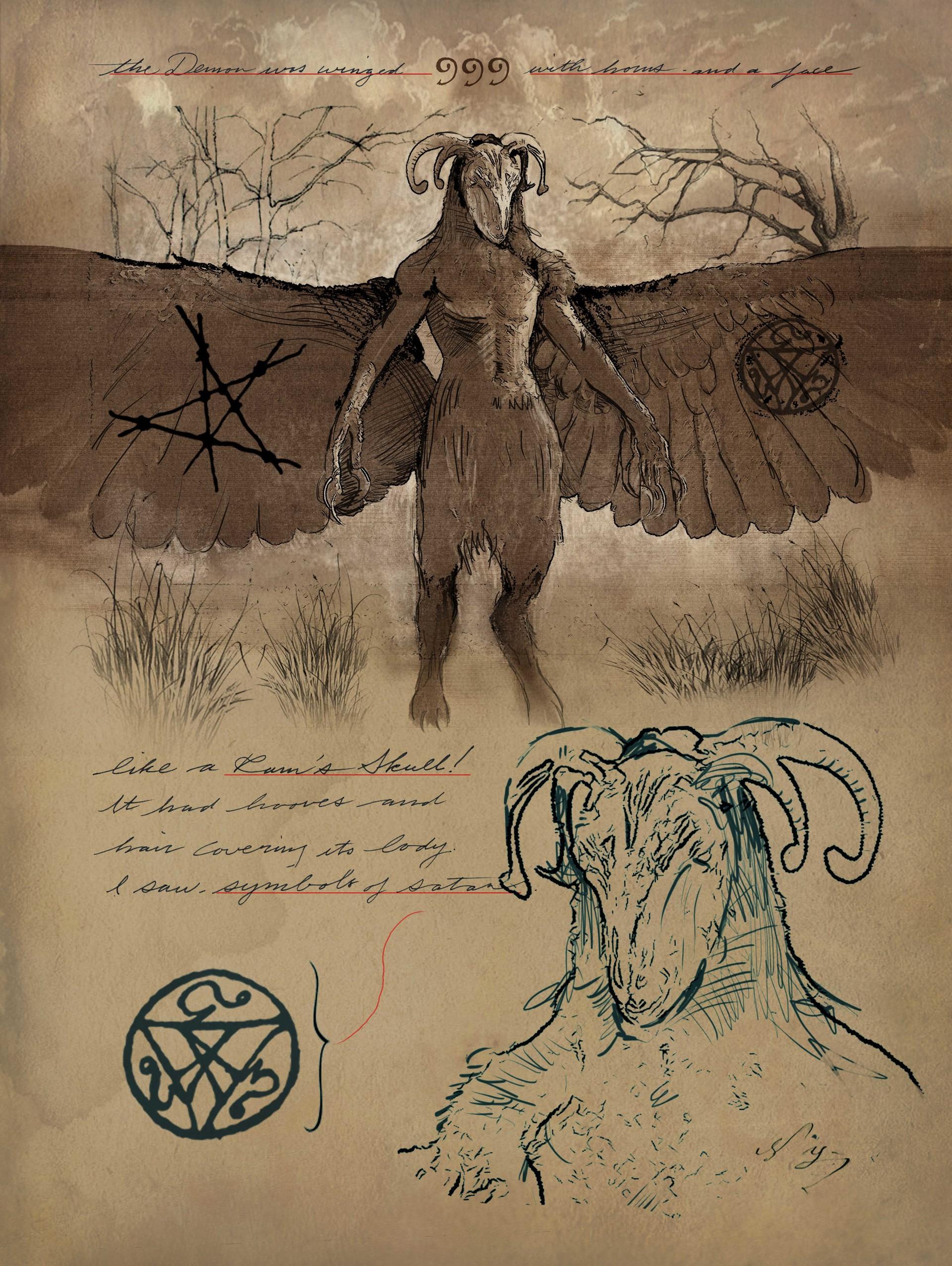 Parchment Journal Page