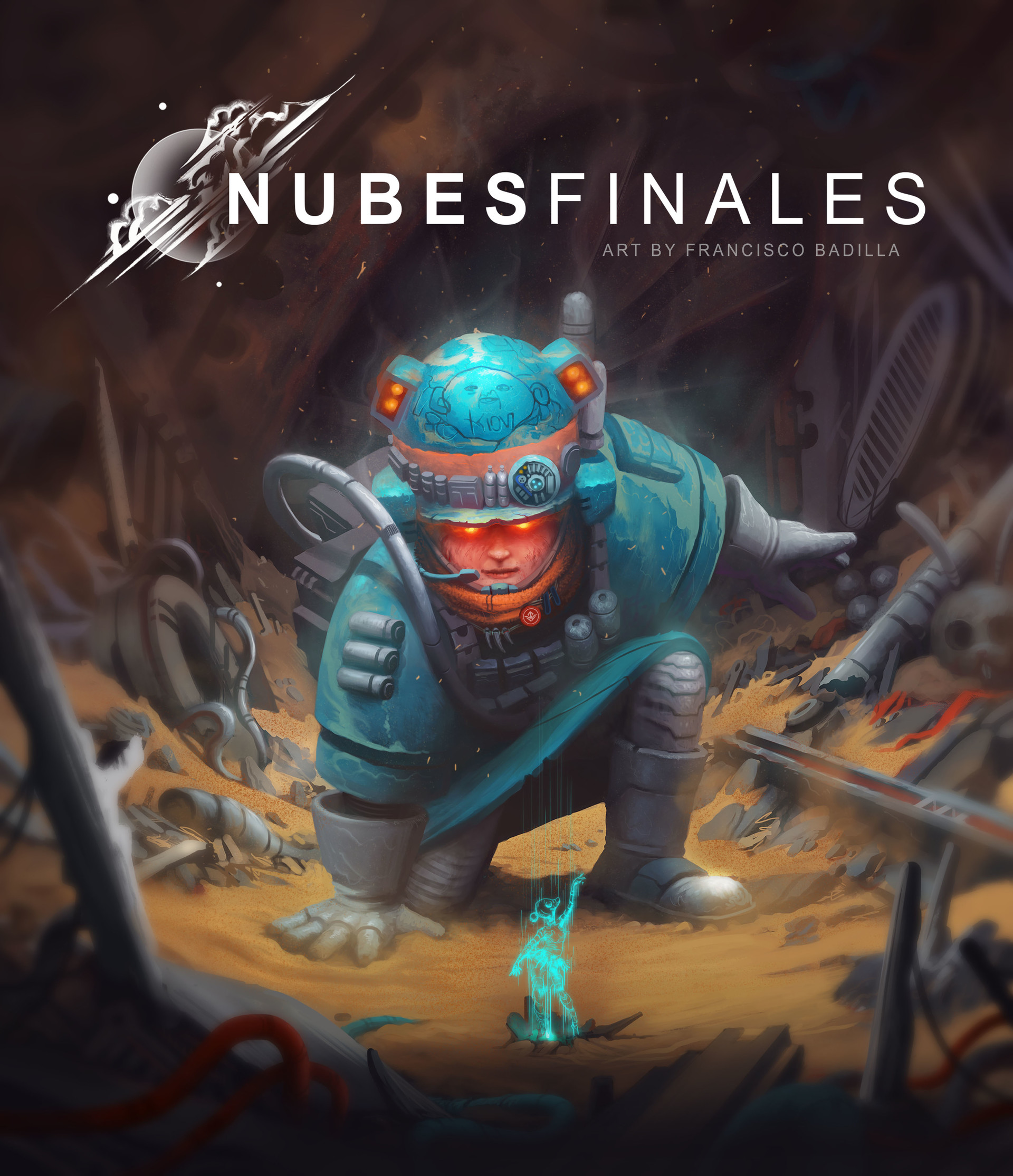 Nubes Finales Cover Art