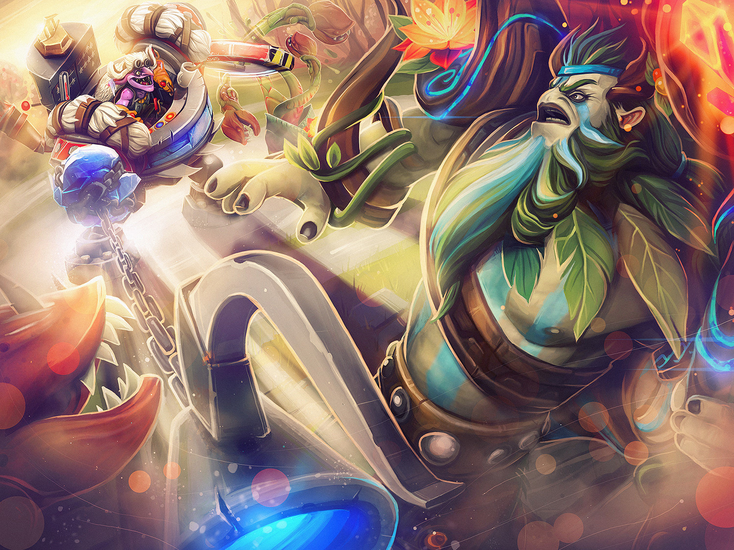 Promotional poster for my TI4 Workshop Artist table