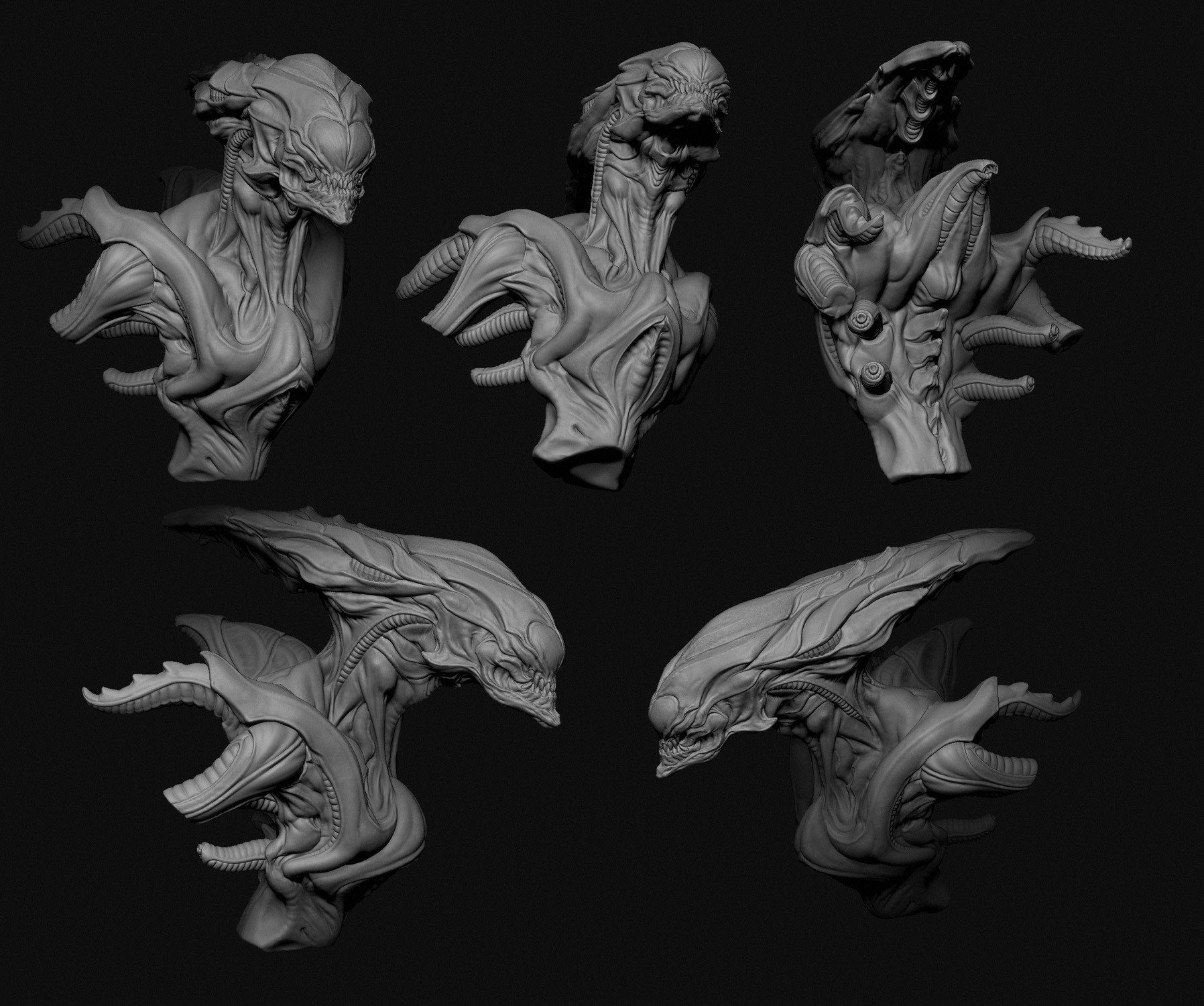 Tiago rios xenomorph views01
