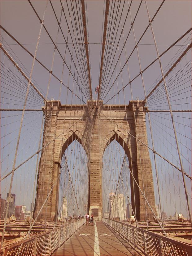 Brooklyn Bridge, 2008