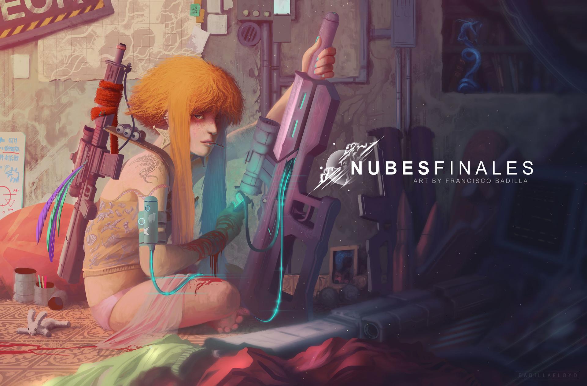 Nina Cover Art