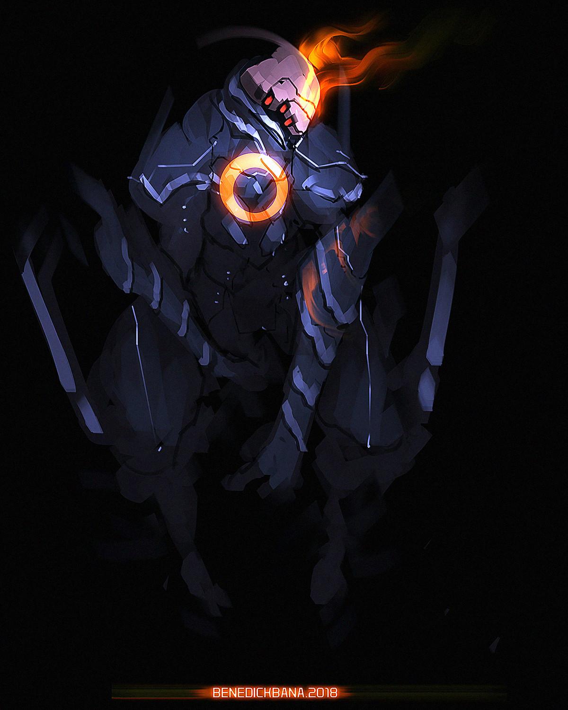 Benedick bana darkness eater2 lores