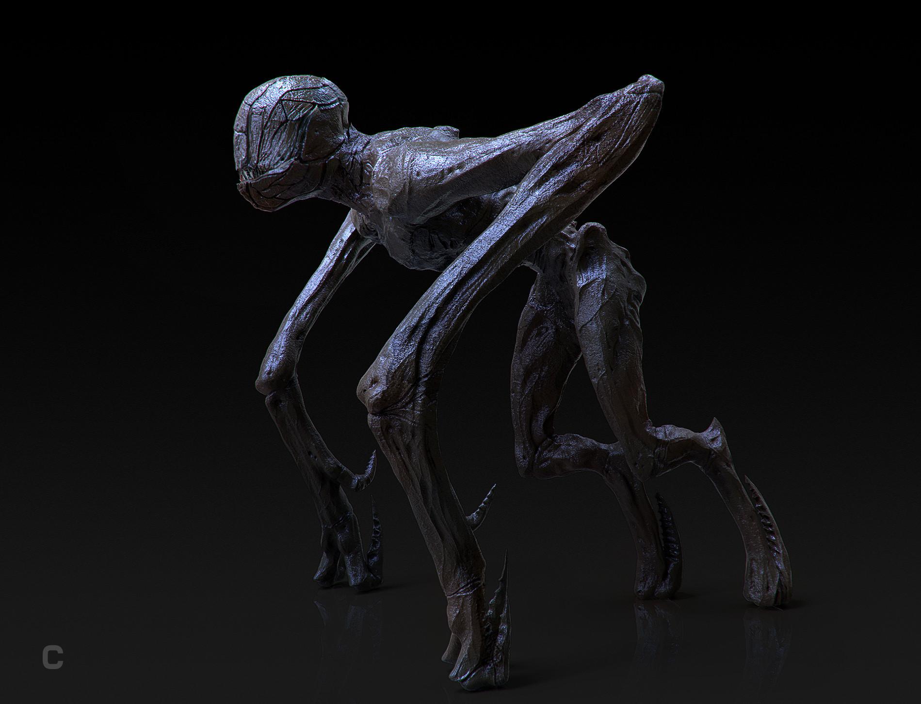 Luis carrasco quietplace creature lc 6a 03