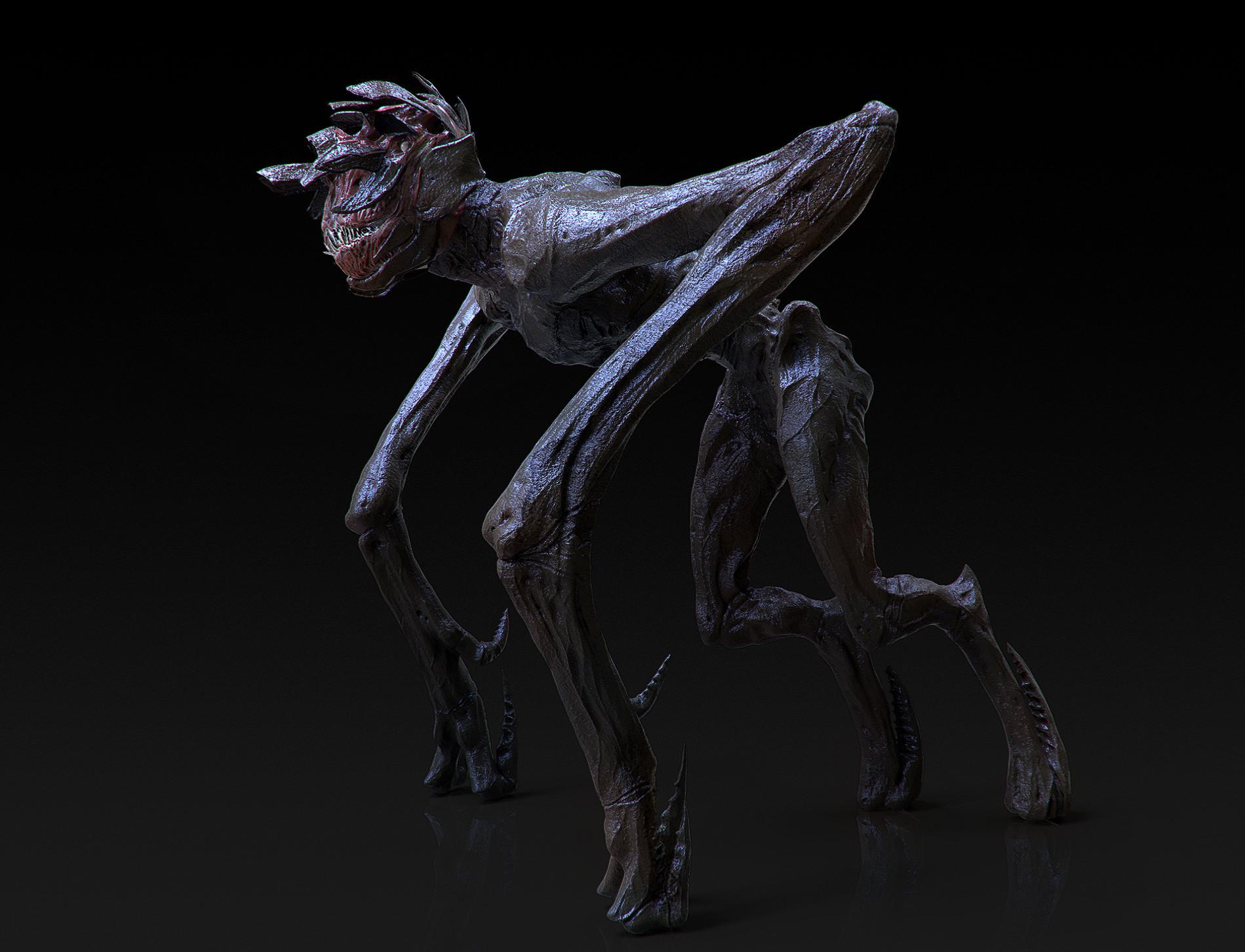 Luis carrasco quietplace creature lc 6b