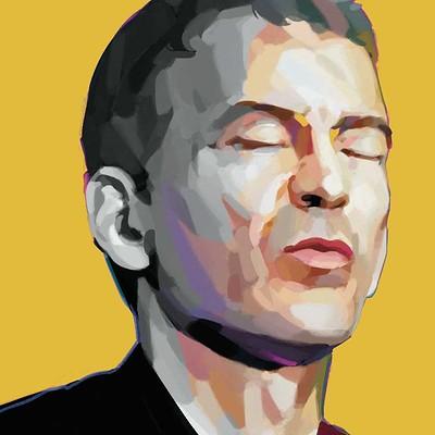 Florian gand brx mehldau portrait gelb cmyk