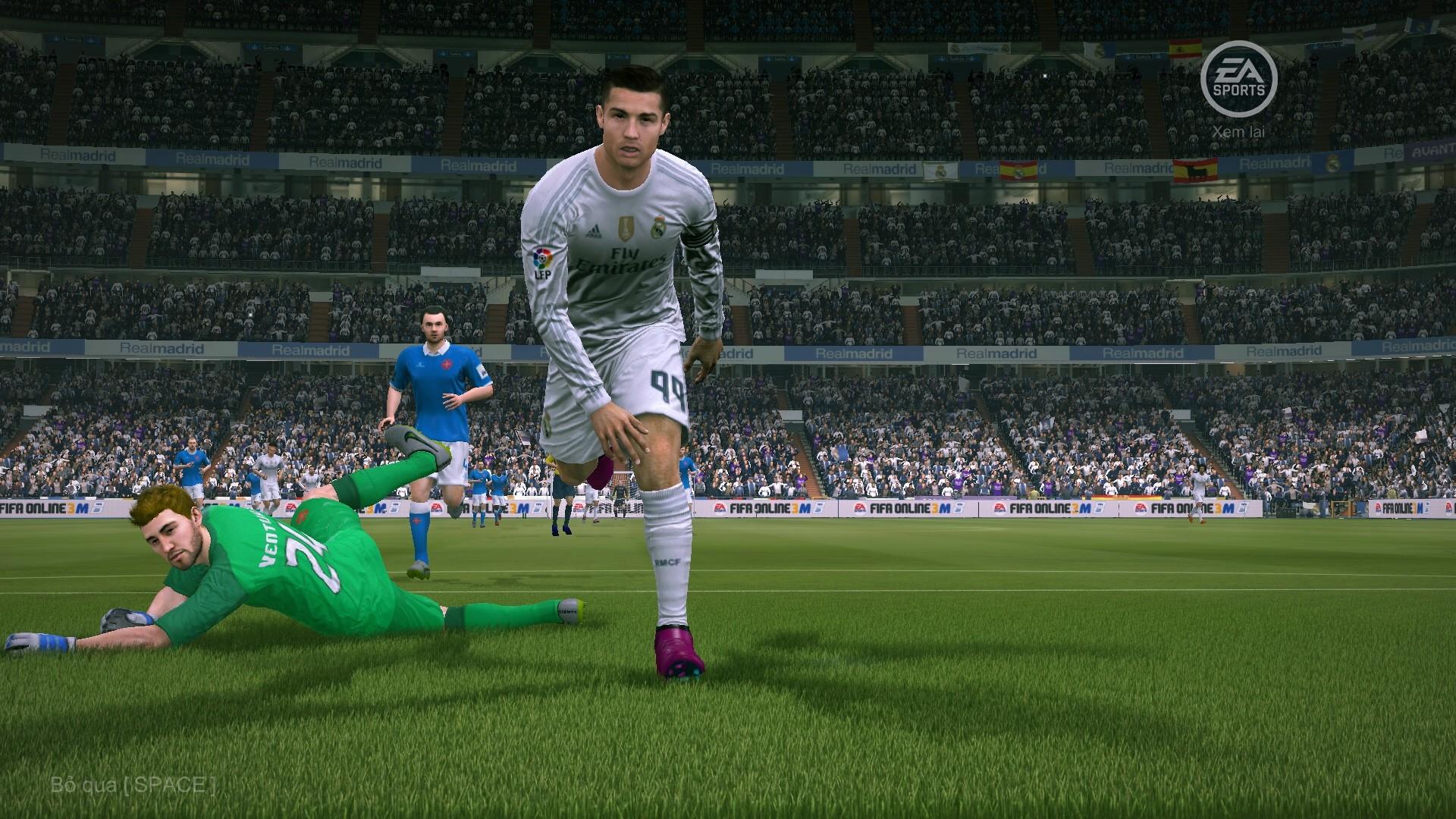 Seung Hyun Ronaldo Shooting