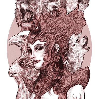 Daniel acosta reina de las bestias mc g copia