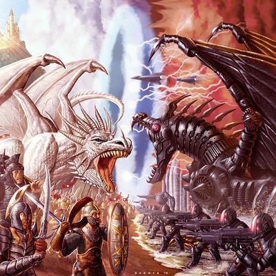 Daniel acosta dragon blanco doble dragon g