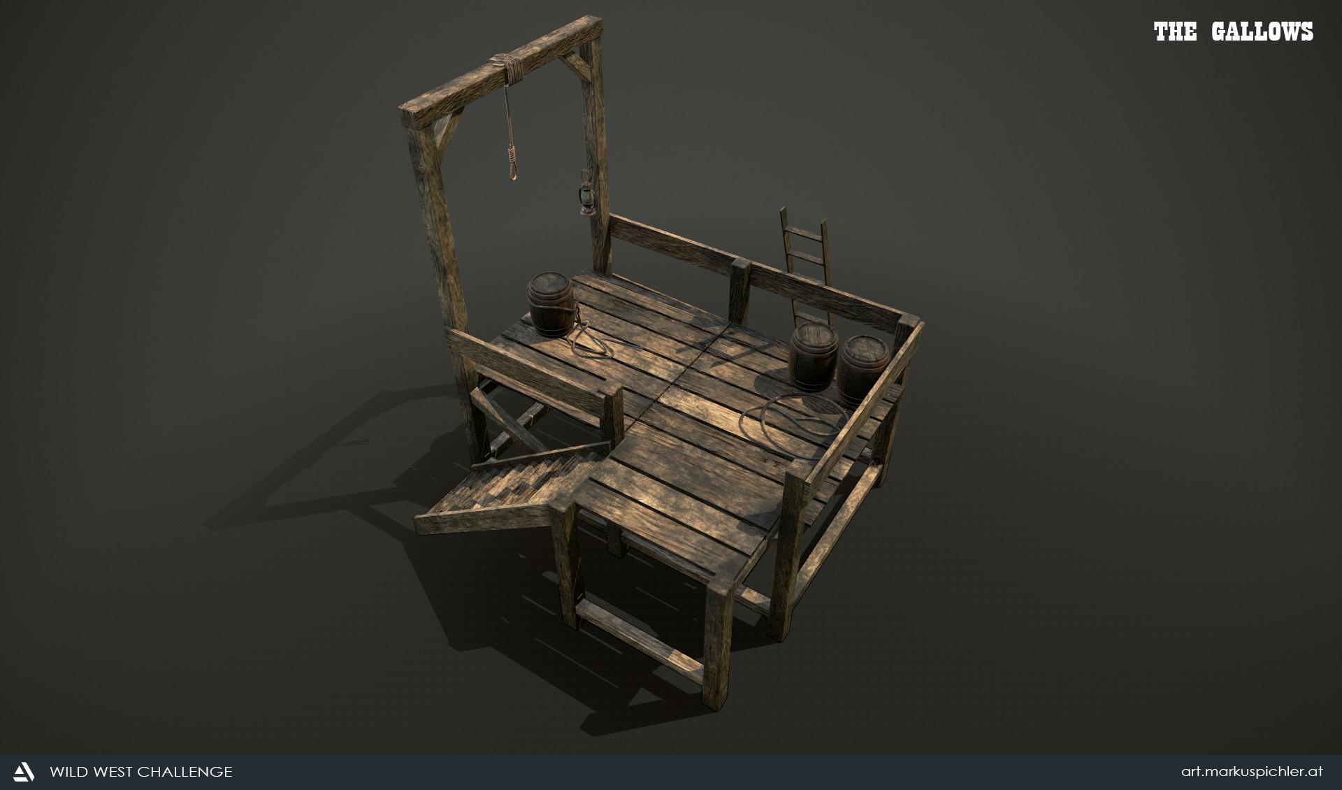 Markus pichler gallows view1