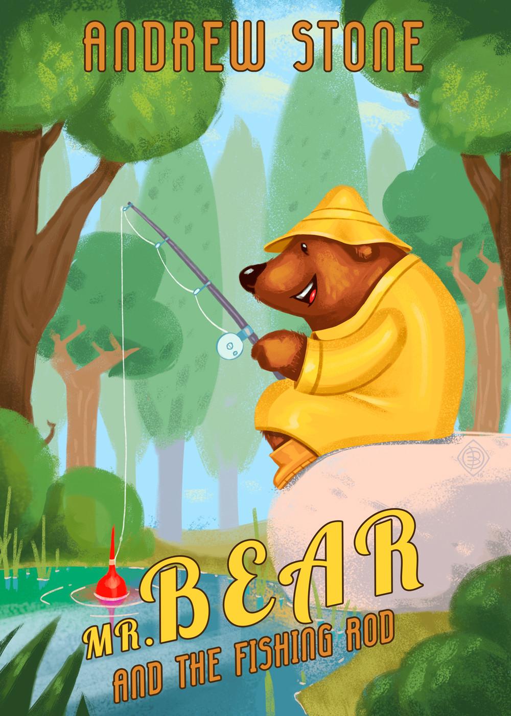 Andrey kamenov bearfishing cover v2