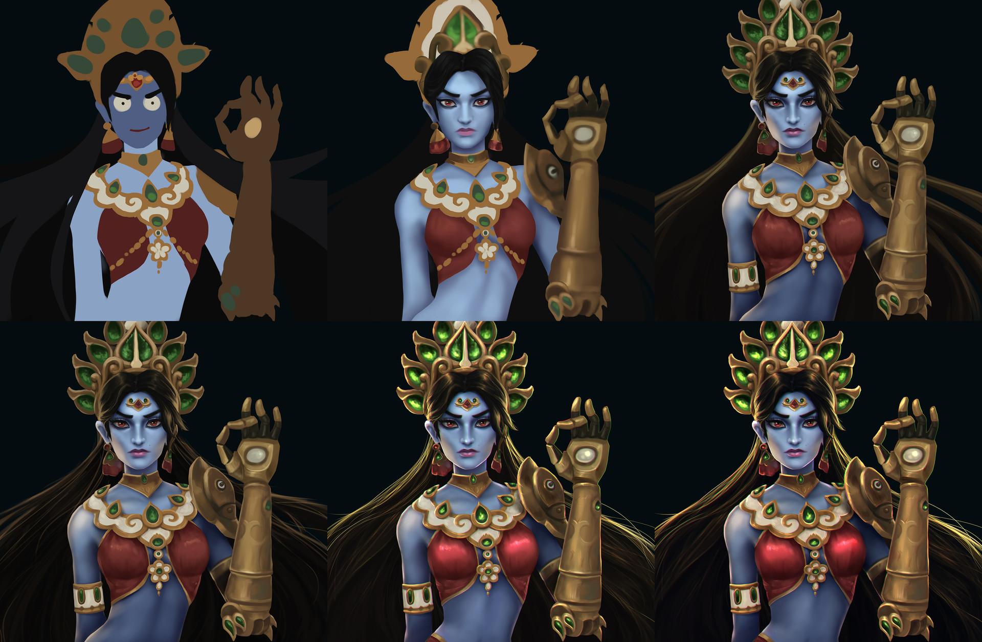 Symmetra Devi
