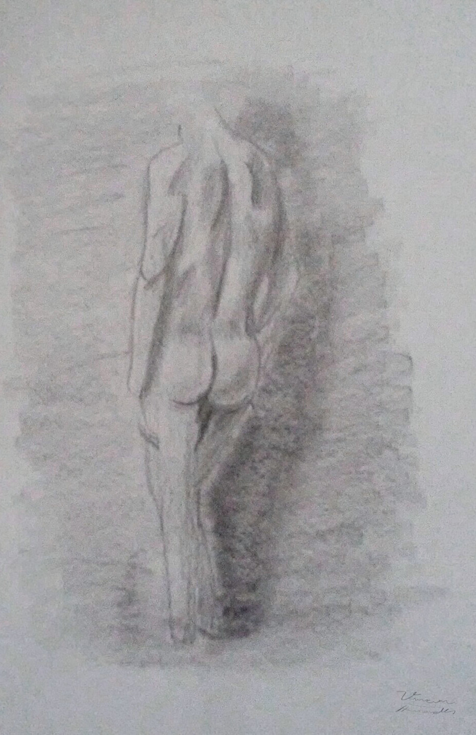 Pencil Figure Drawing
