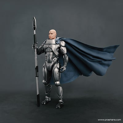 Teal'c Concept and Modelling