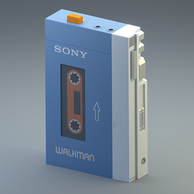 Voyager sony rm