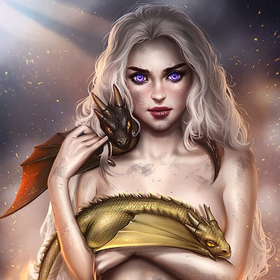 Ayya sap daenerys stormborn by ayyasap dbpy9ze