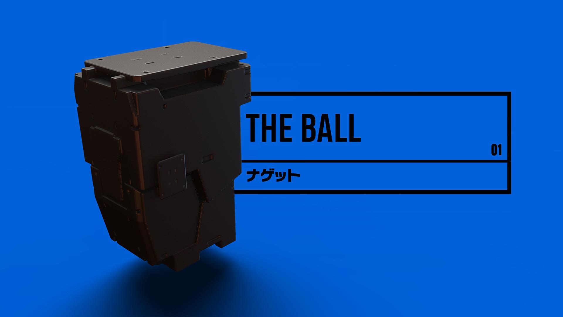 Andre lang huynh theball01