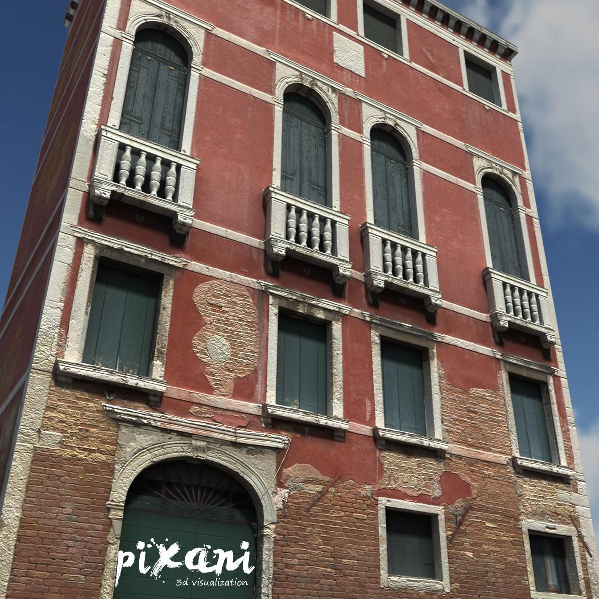 Building detailed.  #texture #ps #building  VENICE
