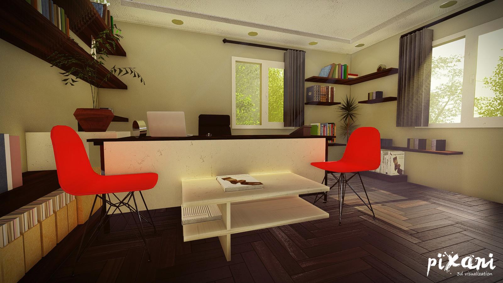 Sariogullari Office Design  #Pixani