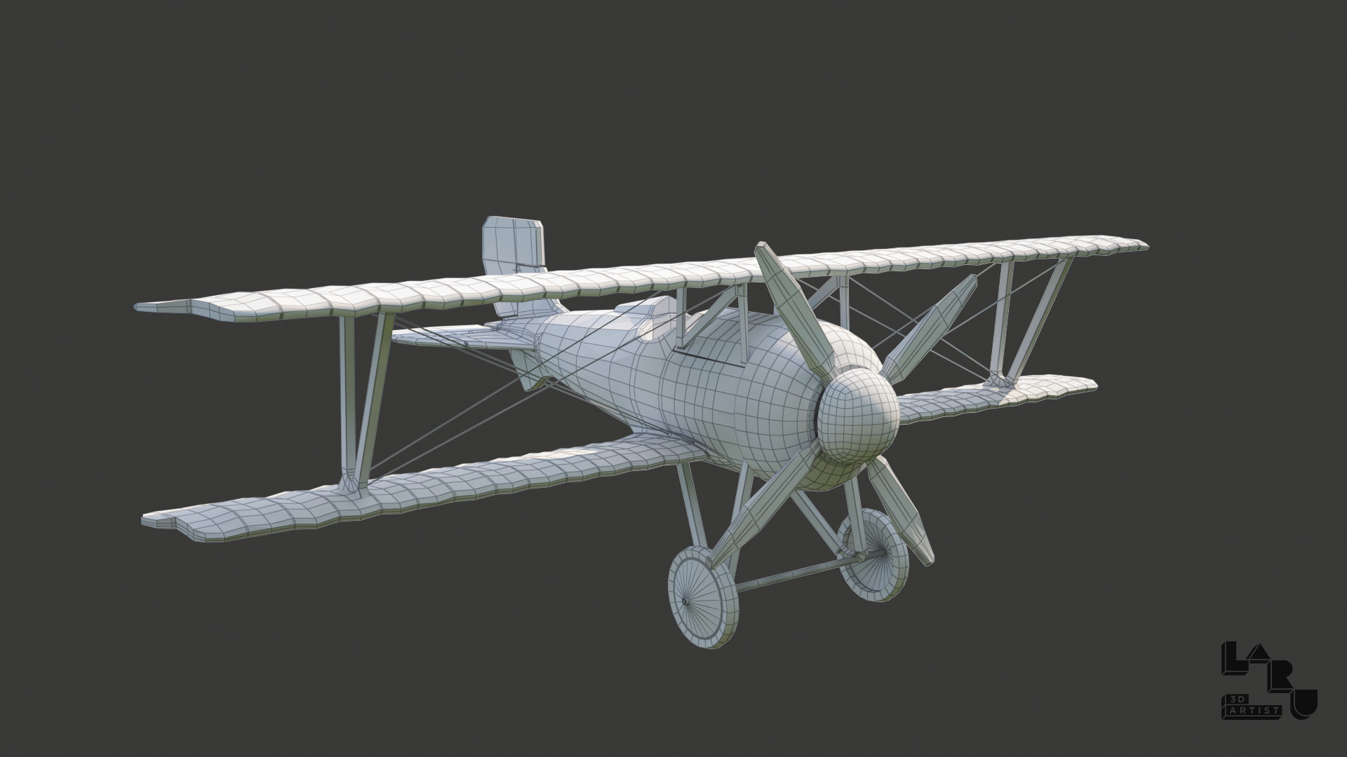 Laru 3d avion3