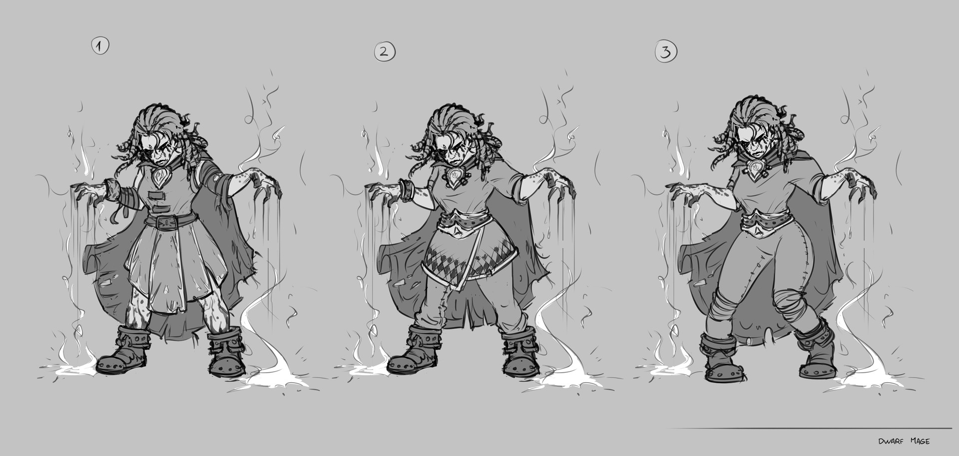 Jonas petrauskas dwarf daryaredgold sketch2