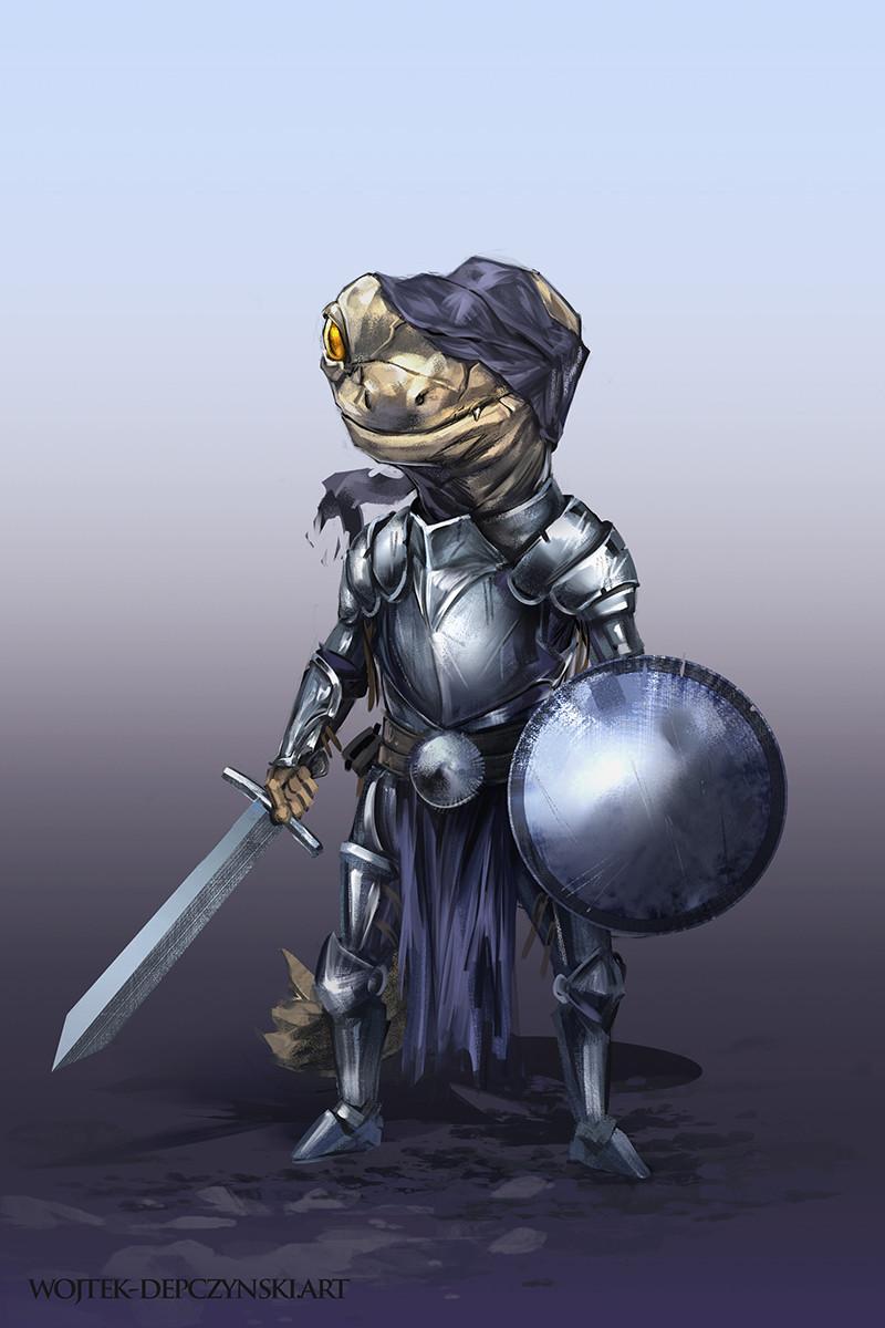 Wojtek depczynski gecko2