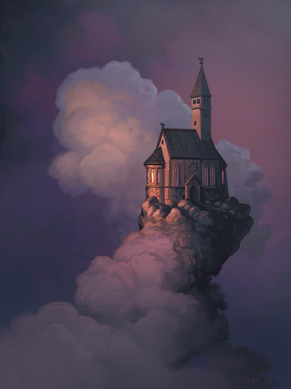 Daniel lieske cloudchapel