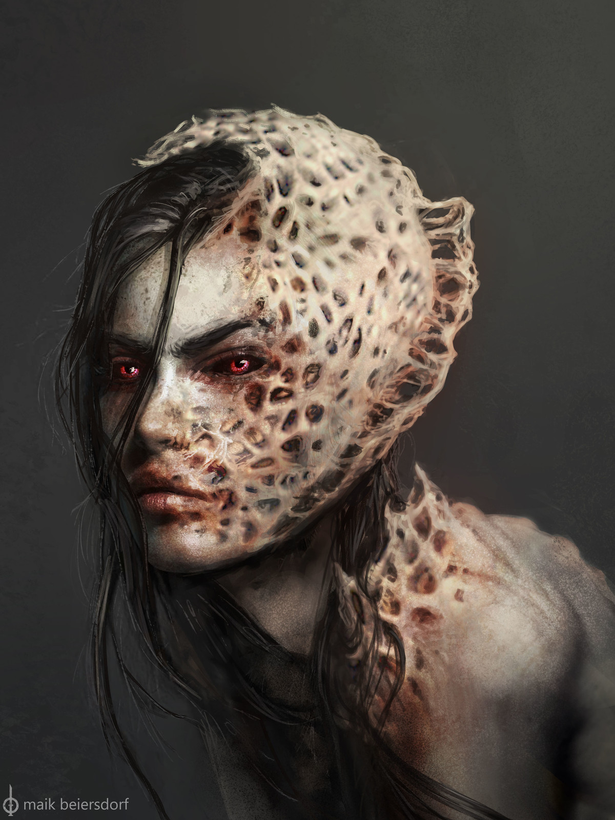 Infested Portrait