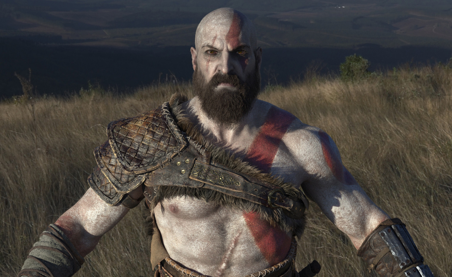 Duc Phil Nguyen God Of War Ps4 Tv Commercial Kratos