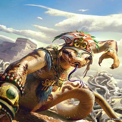 Joshua cairos snakeking arkham joshuacairos