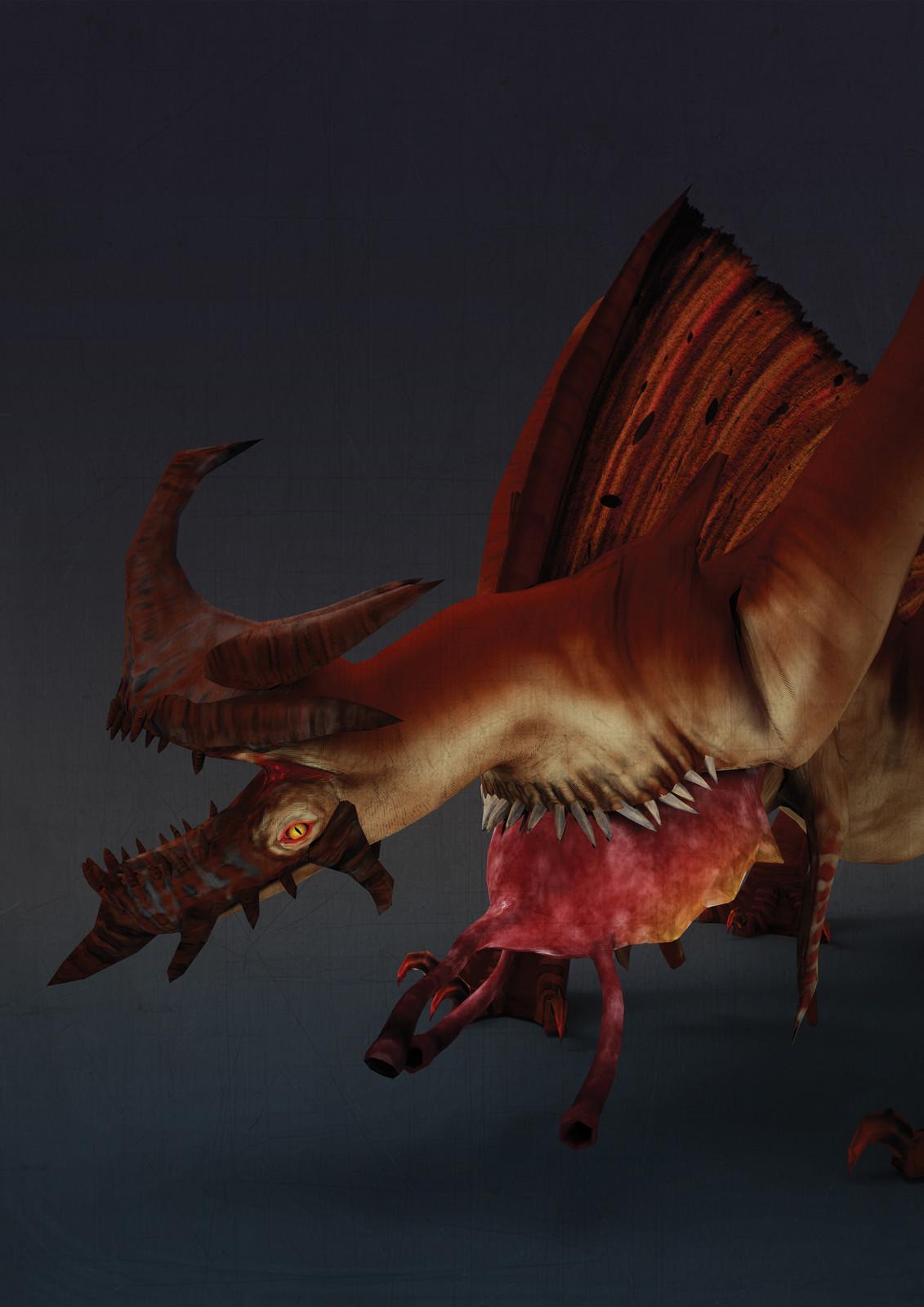 The Tutorial - Dragon Boss