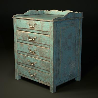 Ugur kocabay woodencabinet1