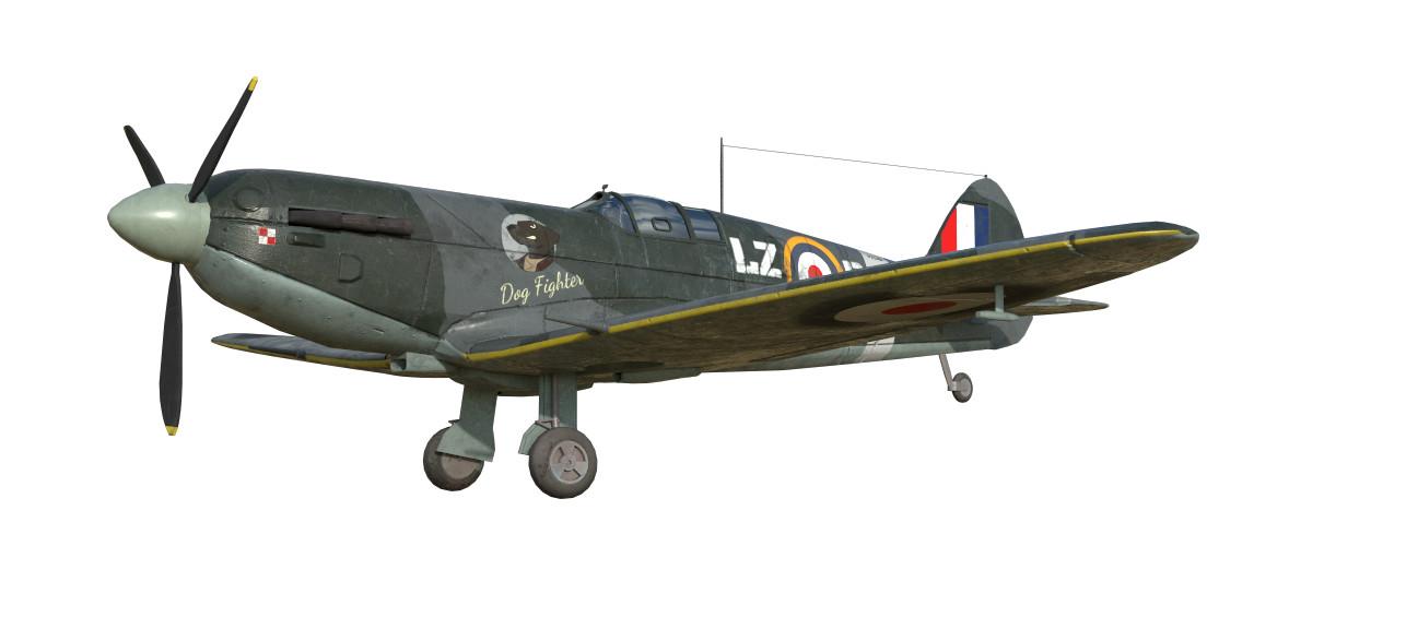 Georgia arnoup sd spitfire 000 1
