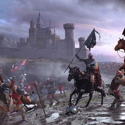 Alfven ato siege