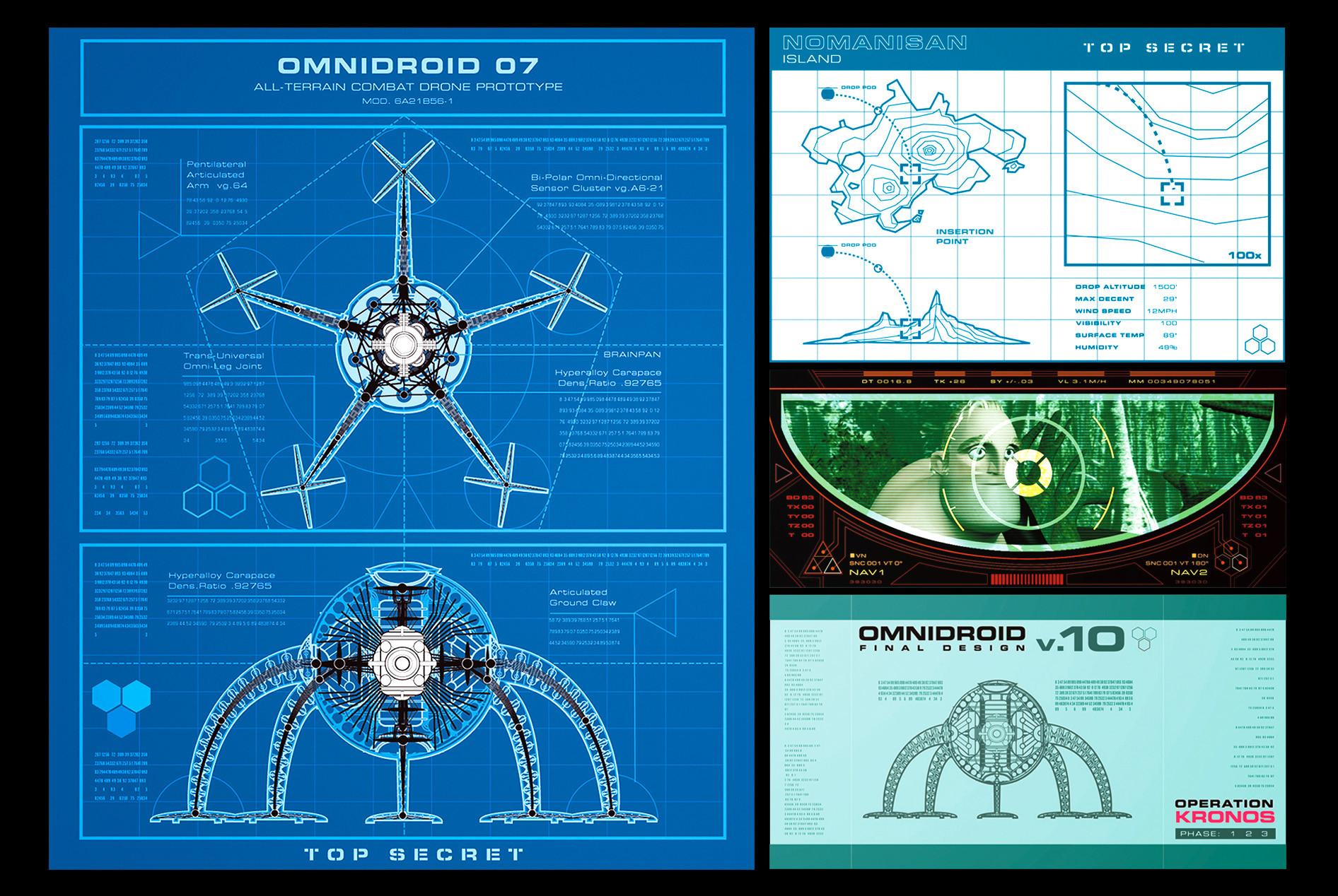 ArtStation - Pixar Graphic Design & Art Direction, Mark Cordell Holmes
