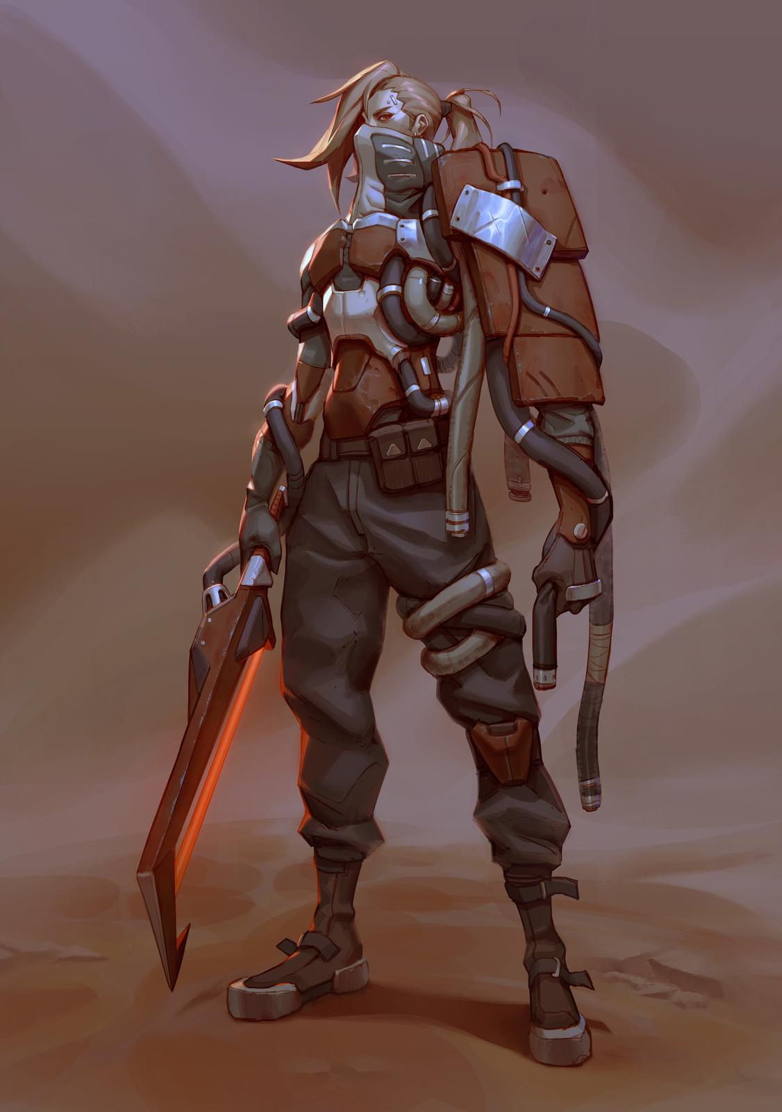 No. 006 Anti-Heavy-Armor type