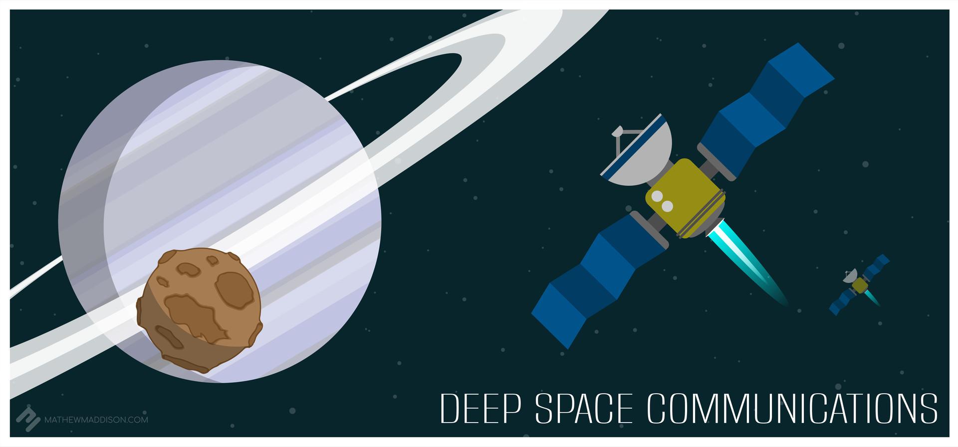Mathew maddison 25th deep space 01