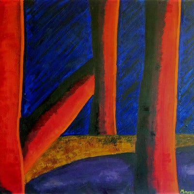 Kody mooneyham the red forest
