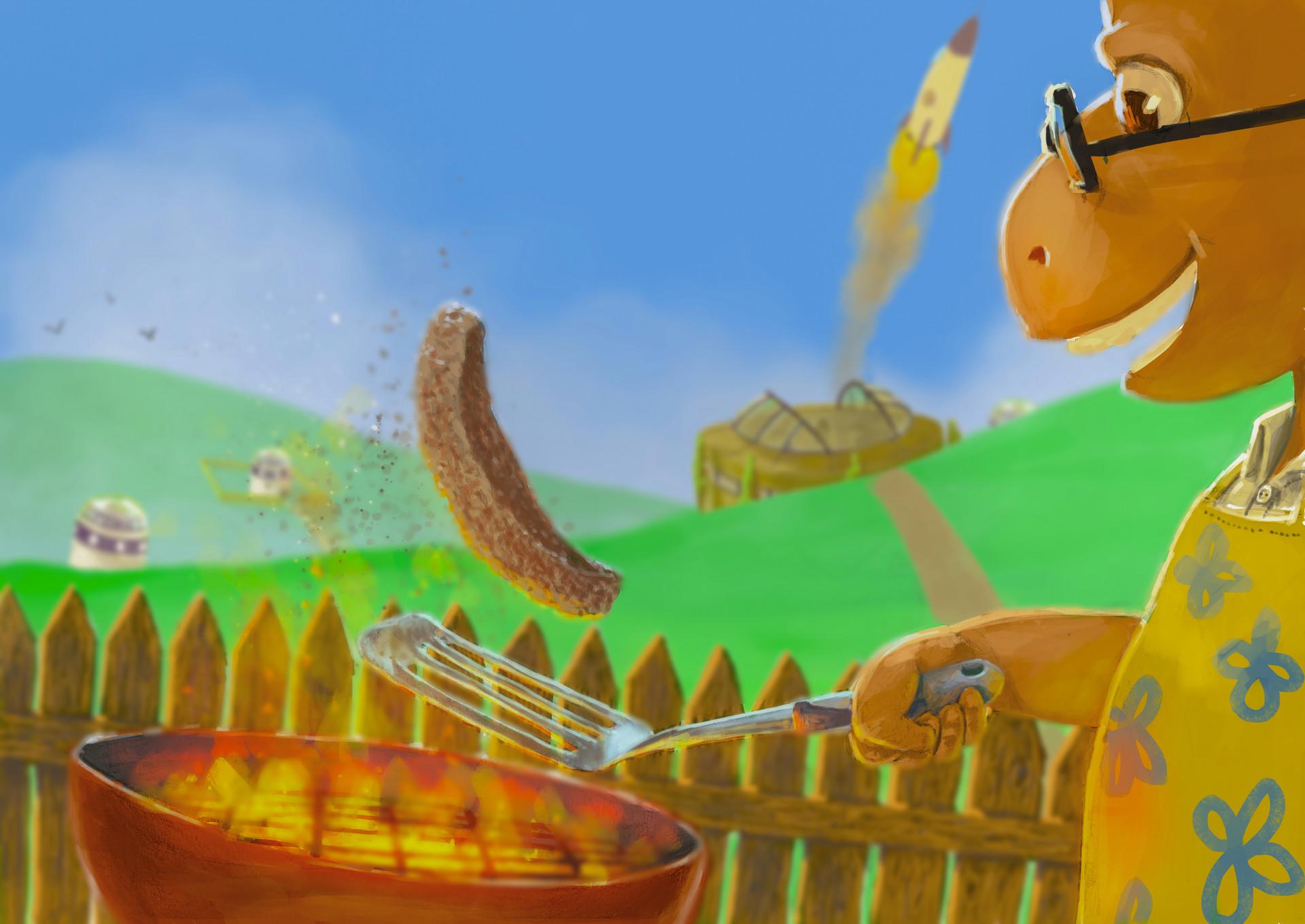 Lizartonne dani rodriguez palacios curiosaurios 2