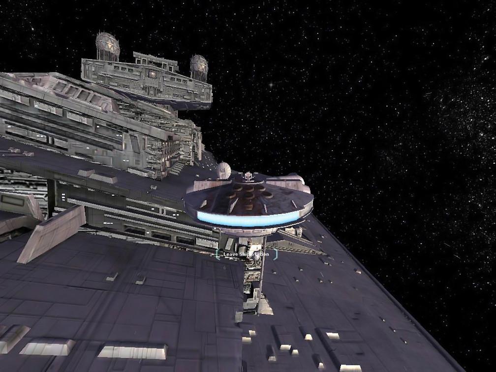 Artstation Star Wars Galaxies Star Destroyer Jason Minor