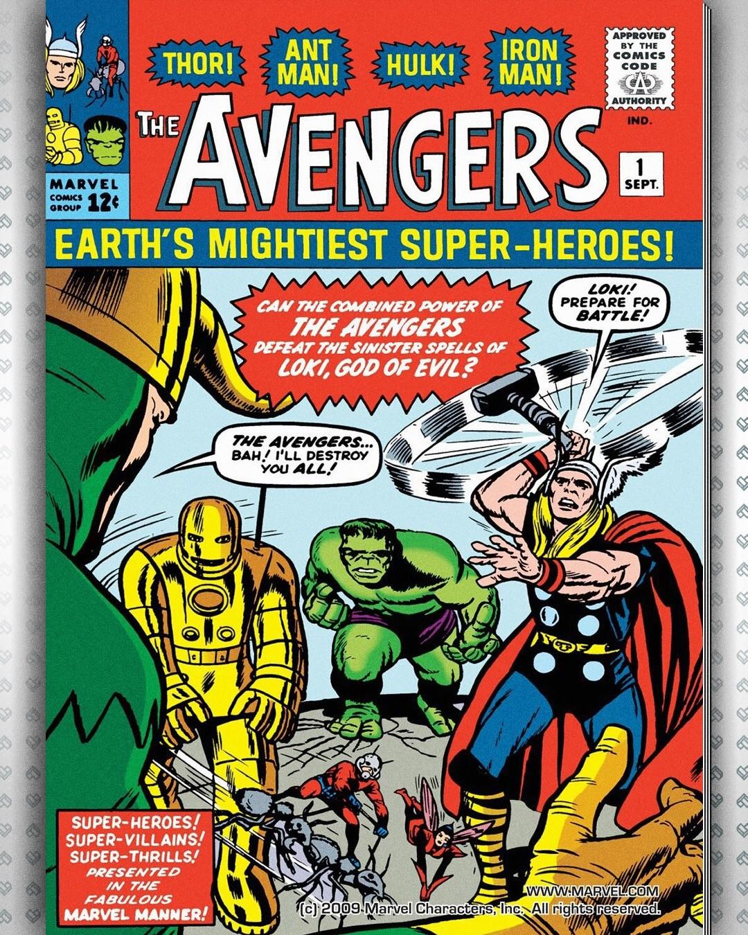 Original Comic Book Cover
